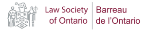 Law Society of Ontario | Barreau de l'Ontario